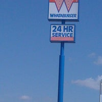 Photo taken at Whataburger by Nerijus P. on 9/25/2011