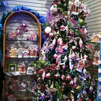 foto scattata a peppermint forest christmas shop da kaitlyn c il 1215 - Peppermint Forest Christmas Shop