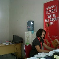 Photo taken at Air asia cargo by iwin purec .. on 9/19/2011