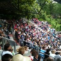 Photo taken at Apenheul Primate Park by John V. on 6/17/2012