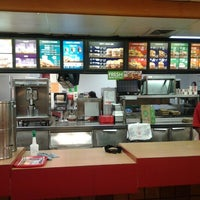 Photo taken at Arby's by CJ H. on 2/28/2012