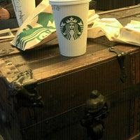 Photo taken at Starbucks by Laura P. on 9/23/2011