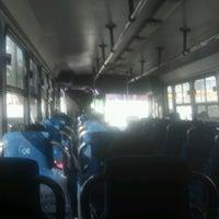Photo taken at CETRAM Cuatro Caminos by Antonio S. on 8/15/2012