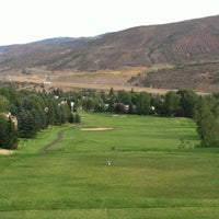Photo taken at Eagle Vail Golf Course by Ernesto on 7/4/2012