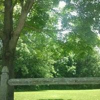 Photo taken at Greeley Park by Karoline L. on 6/17/2012