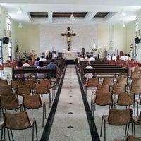 Photo taken at Paróquia Nossa Senhora de Fátima by Wellington C. on 5/13/2012