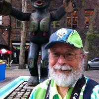 Photo taken at Occidental Square by Jay A. on 7/18/2012