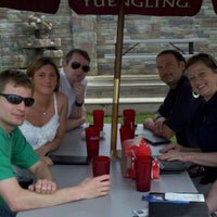 Photo taken at Edinboro Lake Resort by Tanya on 5/7/2012