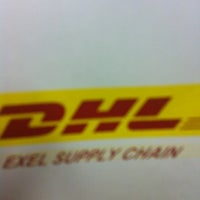 Photo taken at DHL Logistics (Brazil) Ltda by Angelica A. on 6/7/2012