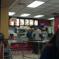 Photo taken at Hardee's by Lena S. on 10/27/2011