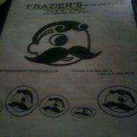 Photo taken at Frazier's on the Avenue by Lauren H. on 1/29/2012
