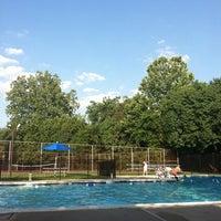 Photo taken at Winding Brook Swim Club by Hallie on 7/9/2011