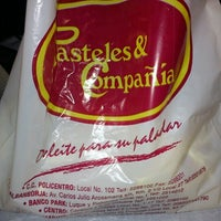 Photo taken at Pasteles y Compañia by Juan Francisco C. on 6/24/2012