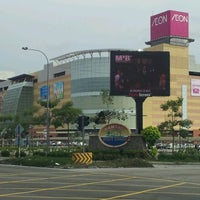 Photo taken at AEON Bukit Tinggi Shopping Centre by Hisyam B. on 5/15/2012