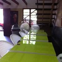 Photo taken at Gelato e Caffé by Edwarlyn B. on 2/20/2012