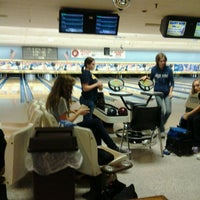 Photo taken at Westbrook Bowling Lanes by Shawn Z. on 11/12/2011