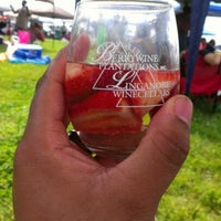 Photo taken at Linganore Winecellars by P-Nut on 5/26/2012