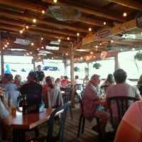 Photo taken at Harborside Bar & Grill by Ari S. on 9/5/2011