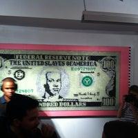 Photo taken at Frontrunner Gallery by vikram on 2/24/2012