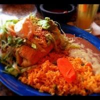 Photo taken at El Agavero Mexican Restaurant & Bar by Debbie L. on 7/1/2012