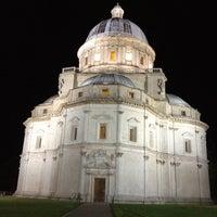 Photo taken at Santa Maria Della Consolazione by Enrica on 8/12/2012