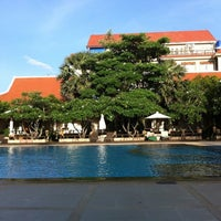 Photo taken at Angkor Miracle Resort & Spa by Victor O. on 5/22/2011