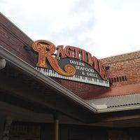 Photo taken at Ragtime Tavern by Adrian M. on 2/1/2012