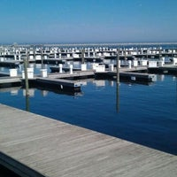 Photo taken at McKinley Marina Center Docks by Stacey A. on 3/20/2012