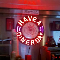 Photo taken at Red Arrow Diner by Matt M. on 8/16/2011
