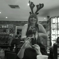 Photo taken at Imagine Your Hair by charlie-helen r. on 12/17/2011
