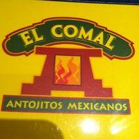 รูปภาพถ่ายที่ El Comal Mexican Restaurant โดย Ashley C. เมื่อ 3/6/2011