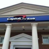 Photo taken at Capital One Bank - Closed by Street Team Promotionz on 7/14/2012