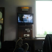 Photo taken at Holiday Inn Express by Pedro C. on 6/27/2012