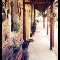 Photo taken at Agriturismo La Bozzola by Pietro S. on 7/15/2012