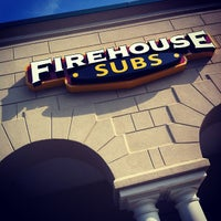 Photo taken at Firehouse Subs by Matt on 8/18/2012