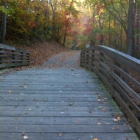 Foto tomada en Chattahoochee National Recreation Area  por Taylor O. el 11/1/2011