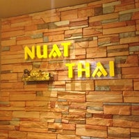 Photo taken at Nuat Thai Foot & Body Massage by James R. on 8/31/2012