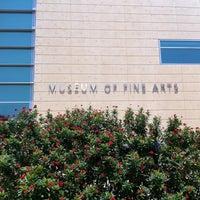 Das Foto wurde bei Museum of Fine Arts von Desmond C. am 6/21/2011 aufgenommen