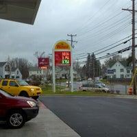 Photo taken at Wawa by Richard W. on 12/21/2011