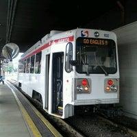 """Photo taken at SEPTA 69th Street Transportation Center by DaShawn """"NovaBus"""" C. on 8/25/2012"""