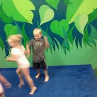 Photo taken at Gwinnett gymnastics center by Amy H. on 9/7/2011