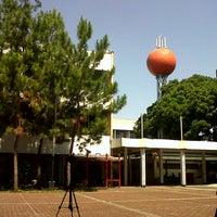 Photo taken at Universitas Katolik Parahyangan (UNPAR) by Julivia R. on 7/5/2012