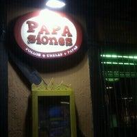 Photo taken at Barriga Bar by Amergin on 2/1/2012