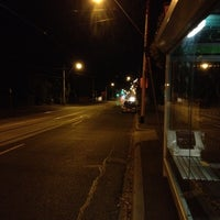 Photo taken at Tram Stop 41 (Route 109) by Chinsky C. on 1/27/2012