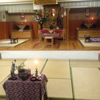 Photo taken at Templo Budista Ekoji by Claudia R. on 2/11/2012