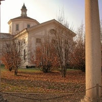 Photo taken at Rotonda della Besana by A P. on 3/16/2011