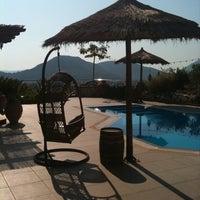 Photo taken at Villa Octavius by Michiel W. on 9/25/2011