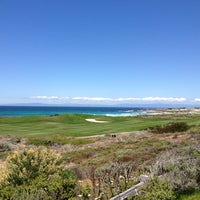 Photo taken at The Inn at Spanish Bay by Heath T. on 6/23/2012