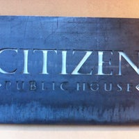 Photo taken at Citizen Public House by Chris M. on 3/30/2012