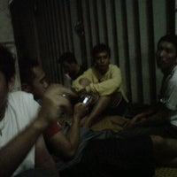 Photo taken at Nasi Goreng Satelit by Muliansyah J. on 12/23/2011